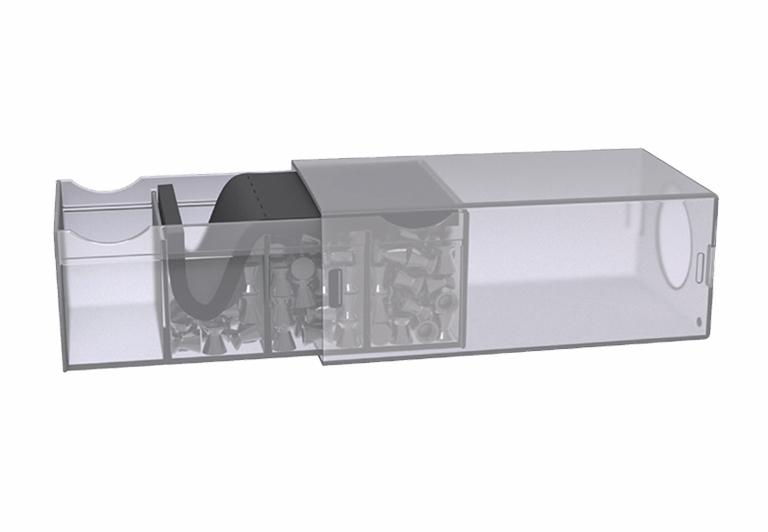 ELEY tenex air unique pellet case