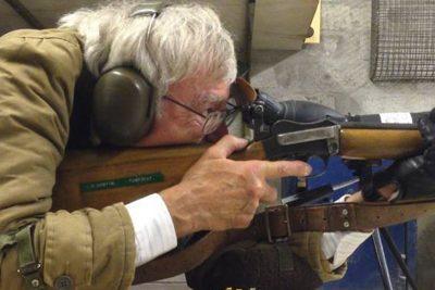 Looe Rifle Club - Benchrest Shooter