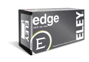 ELEY edge .22LR ammunition