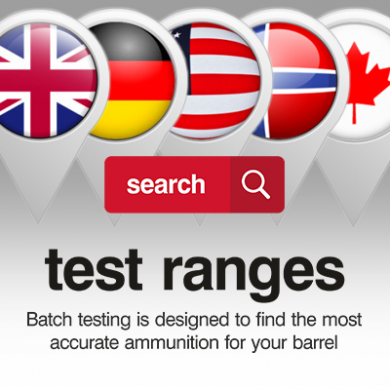 Search ELEY test ranges